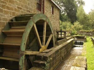 PATH HEAD WATER MILL