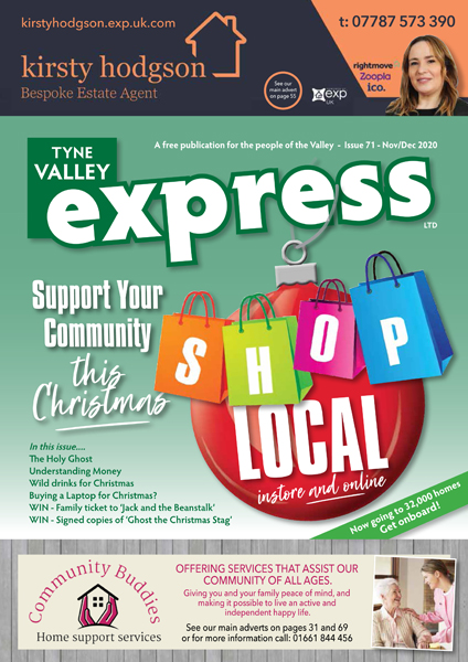 Tyne Valley Express Main Banner