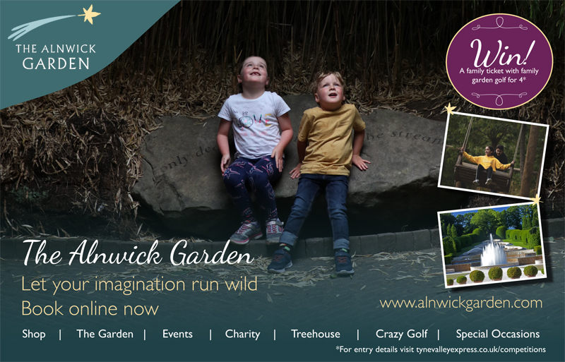 Tyne-Valley-Express-Alnwick-Garden-Competition